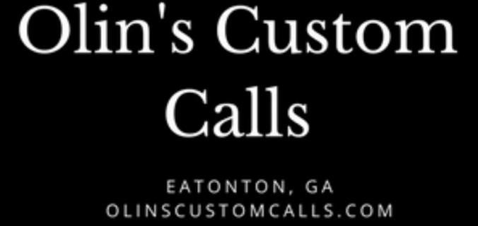 Olin's Customcalls done