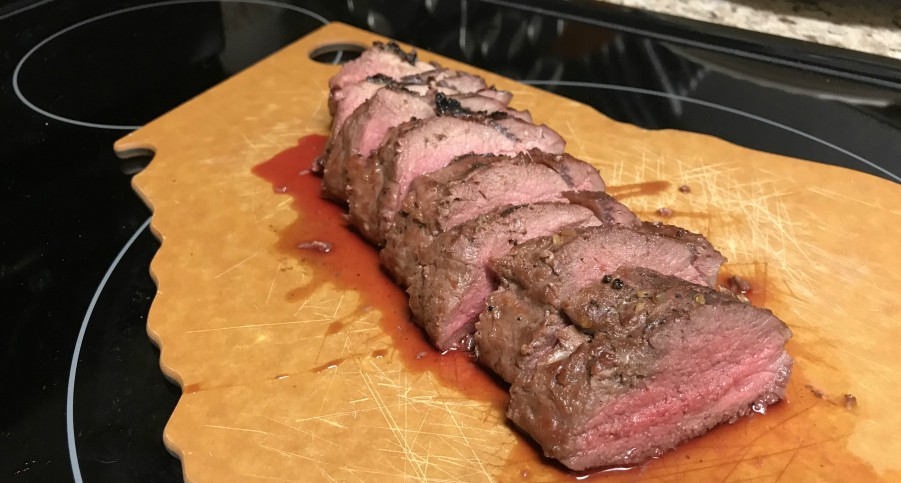 Grilled Venison Backstrap Recipe is a Mouthwatering Favorite — Wide OpenSpaces