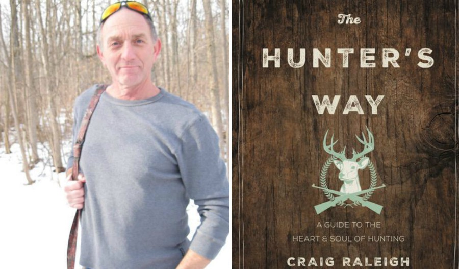 WHITETAIL GURU HUNTING PODCAST #19: COMPARING SOUTHERN HUNTING AND NORTHERN HUNTING WITH AUTHOR CRAIGRALEIGH