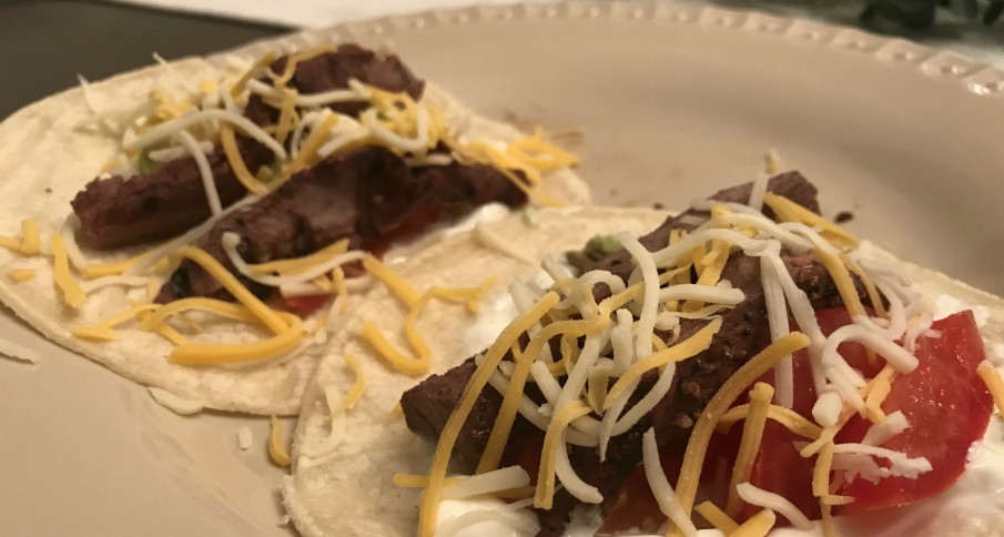 Mouthwatering Venison Steak Tacos are Sure to Spice Things Up