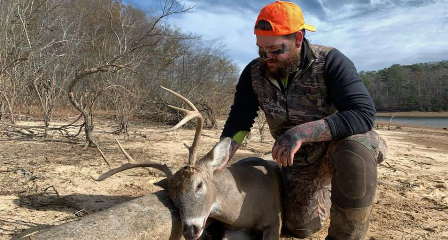 WHITETAIL GURU HUNTING PODCAST #25: ALABAMA PUBLIC LAND HUNTING TACTICS WITH PARKER MCDONALD