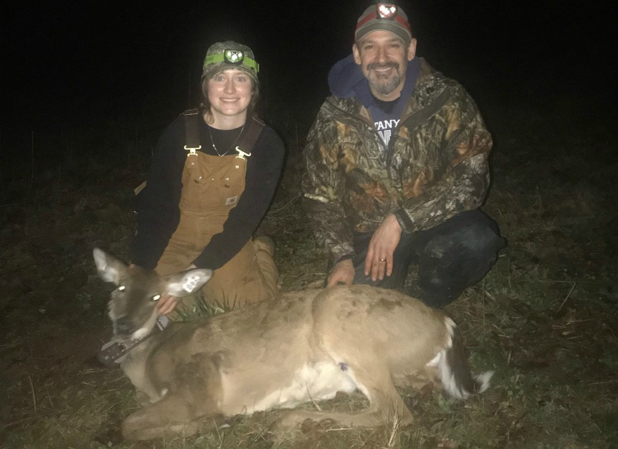 Whitetail Guru Hunting Podcast #39: Public Land Whitetail Deer Research with Gino D'Angelo