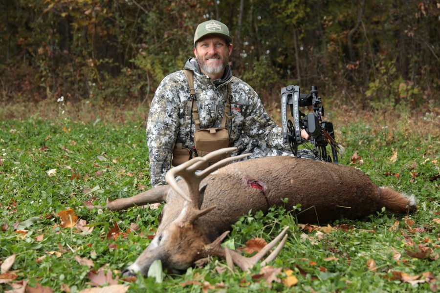 Whitetail Guru Hunting Podcast #38: Venison Stock and Northeast Whitetails with TimothyKent